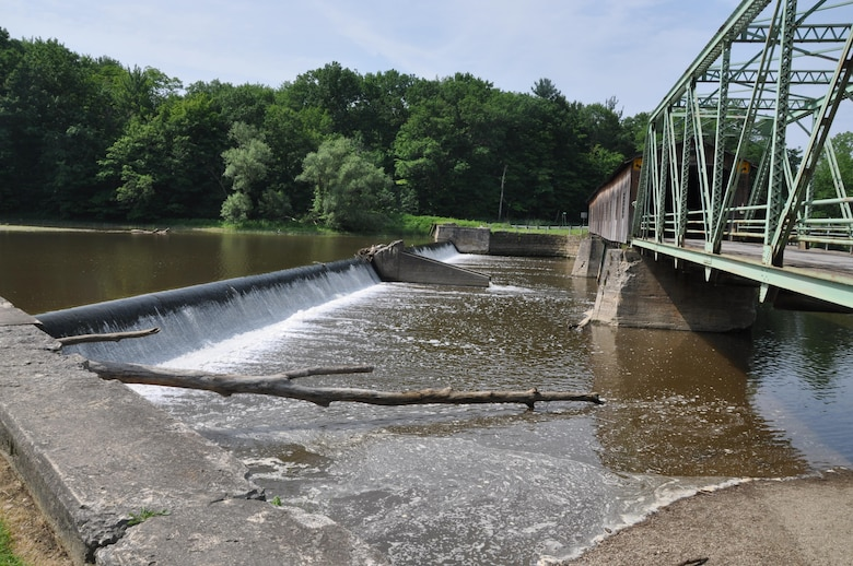 The project looks to prevent migration of sea lamprey in the Grand River upstream of the Harpersfield Dam located in the town of Geneva in Ashtabula County, Ohio.