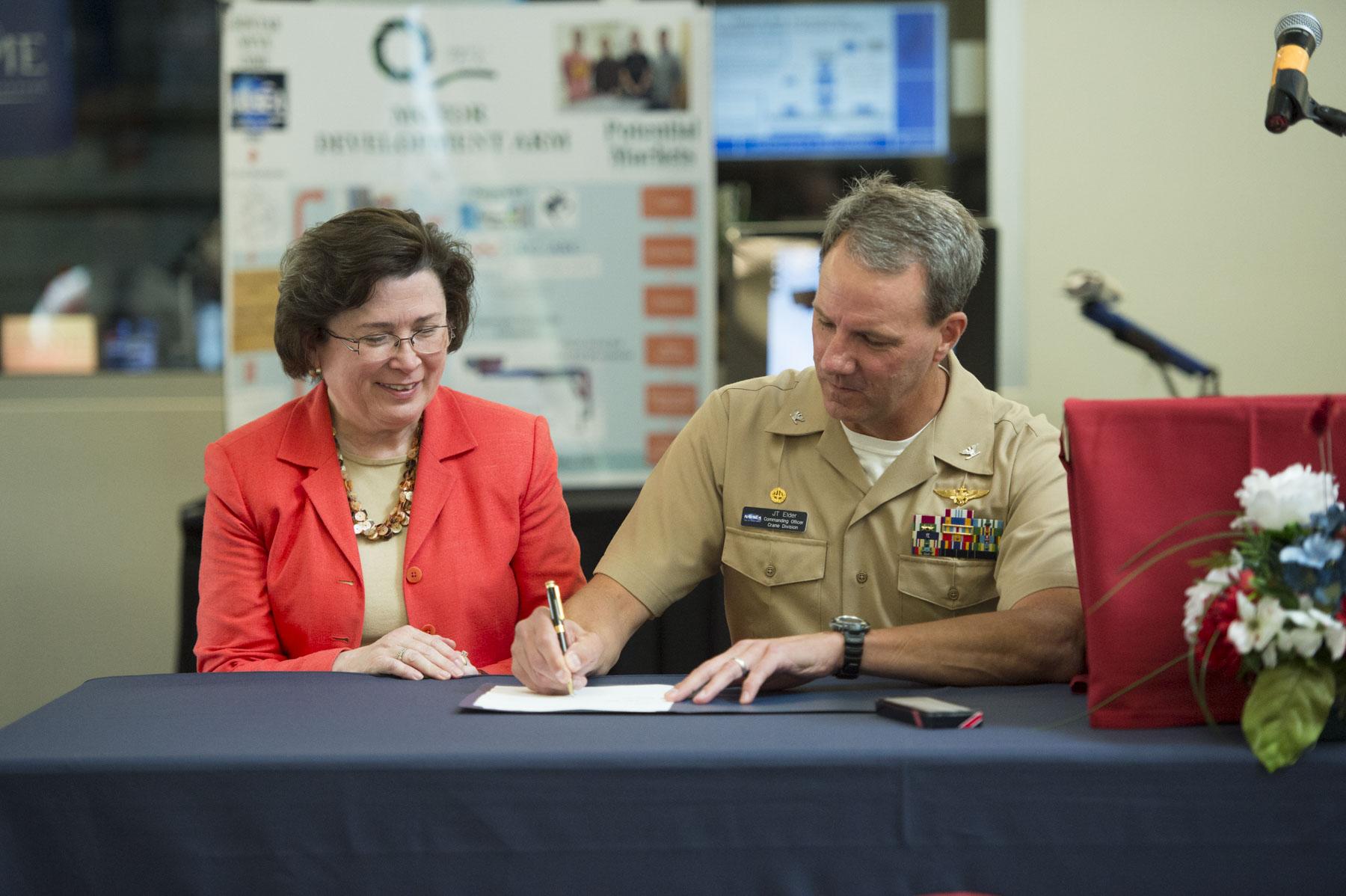 Nswc Crane Usi Continue Strong Partnership Through Intermediary