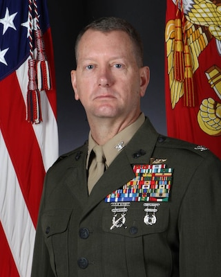 Colonel martin f wetterauer iii gt 2nd marine ision gt leaders