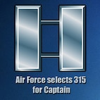 AF selects 315 for Captain