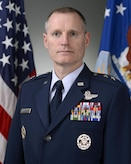 Official Air Force Image: MGen Kenneth Lewis Bio Photo