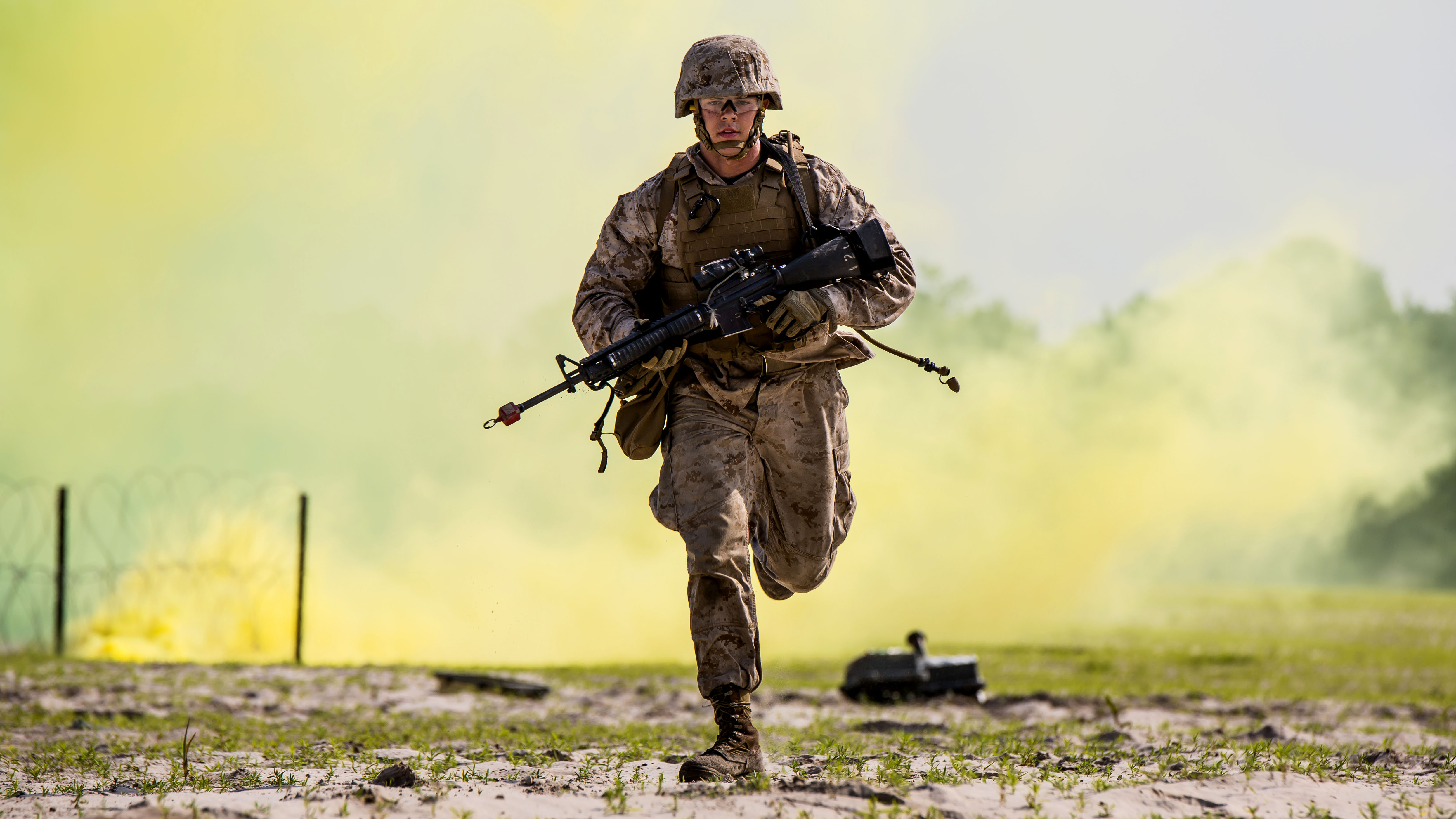 2nd CEB Marines help train reserve units in SAPPER course > The ...