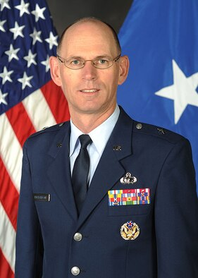 Maj. Gen. Duke Z. Richardson
