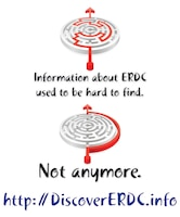 Information about ERDC was once hard to find, but now USACE and ERDC employees can easily connect to hundreds of research and development projects and experts via Discover ERDC.