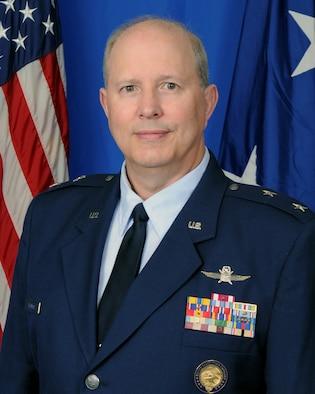Air Force Maj. Gen. Thomas A. Thomas, Jr.