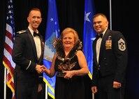 Category IV NAF 2 and below - Mrs. Karin Blackburn, 2nd Force Support Squadron (U.S. Air Force photo/Senior Airman Joseph Raatz)