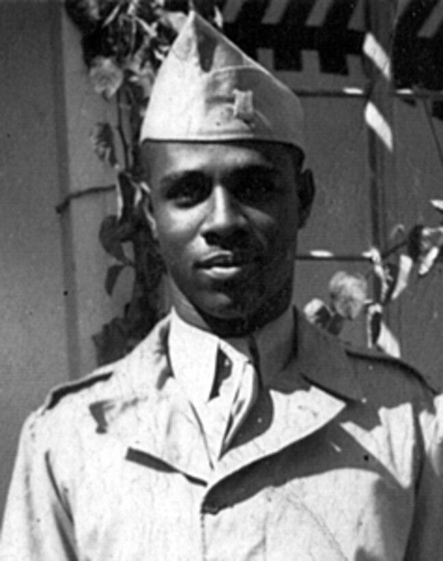 Sgt. 1st Class Joseph E. Gantt