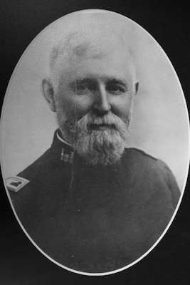 NORFOLK, Va. -- James Baird Quinn became the commander of the Norfolk District, U.S. Army Corps of Engineers in late 1899. Quinn carried out work recommended by the Endicott Board, which had evaluated coastal defenses, and oversaw improvements to the harbor at Norfolk. (U.S. Army photo)