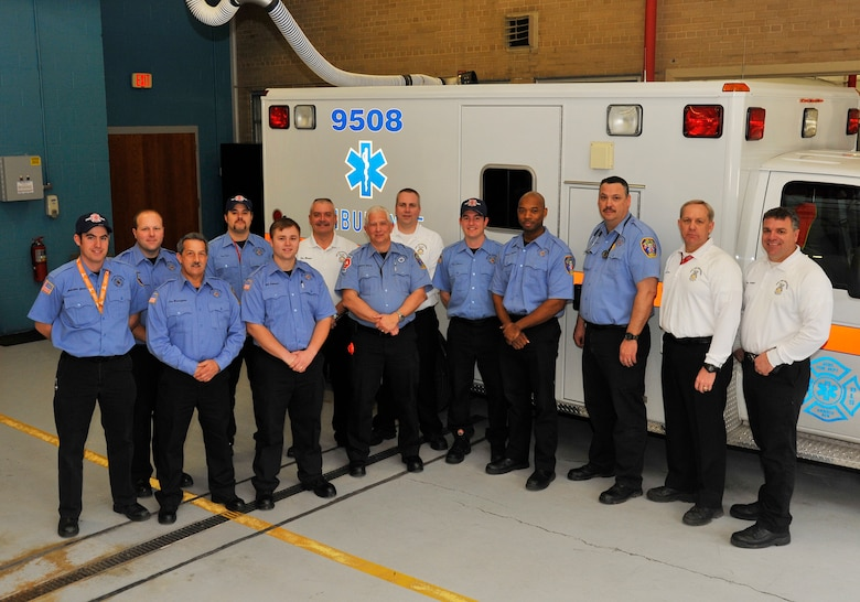 AEDC Firefighters ready to receive EMT certification > Arnold Air ...