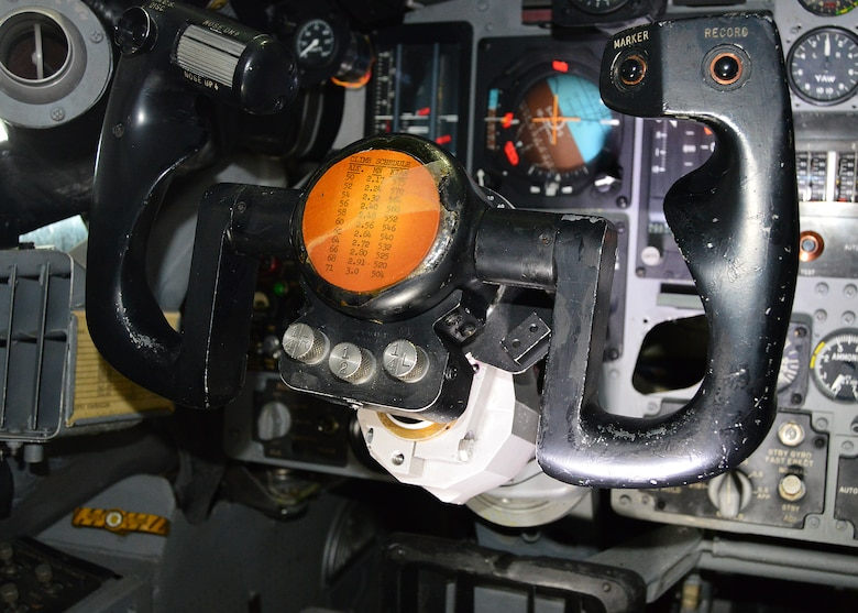 DAYTON, Ohio - North American XB-70 cockpit at the National Museum of the U.S. Air Force. (U.S. Air Force photo by Ken LaRock)
