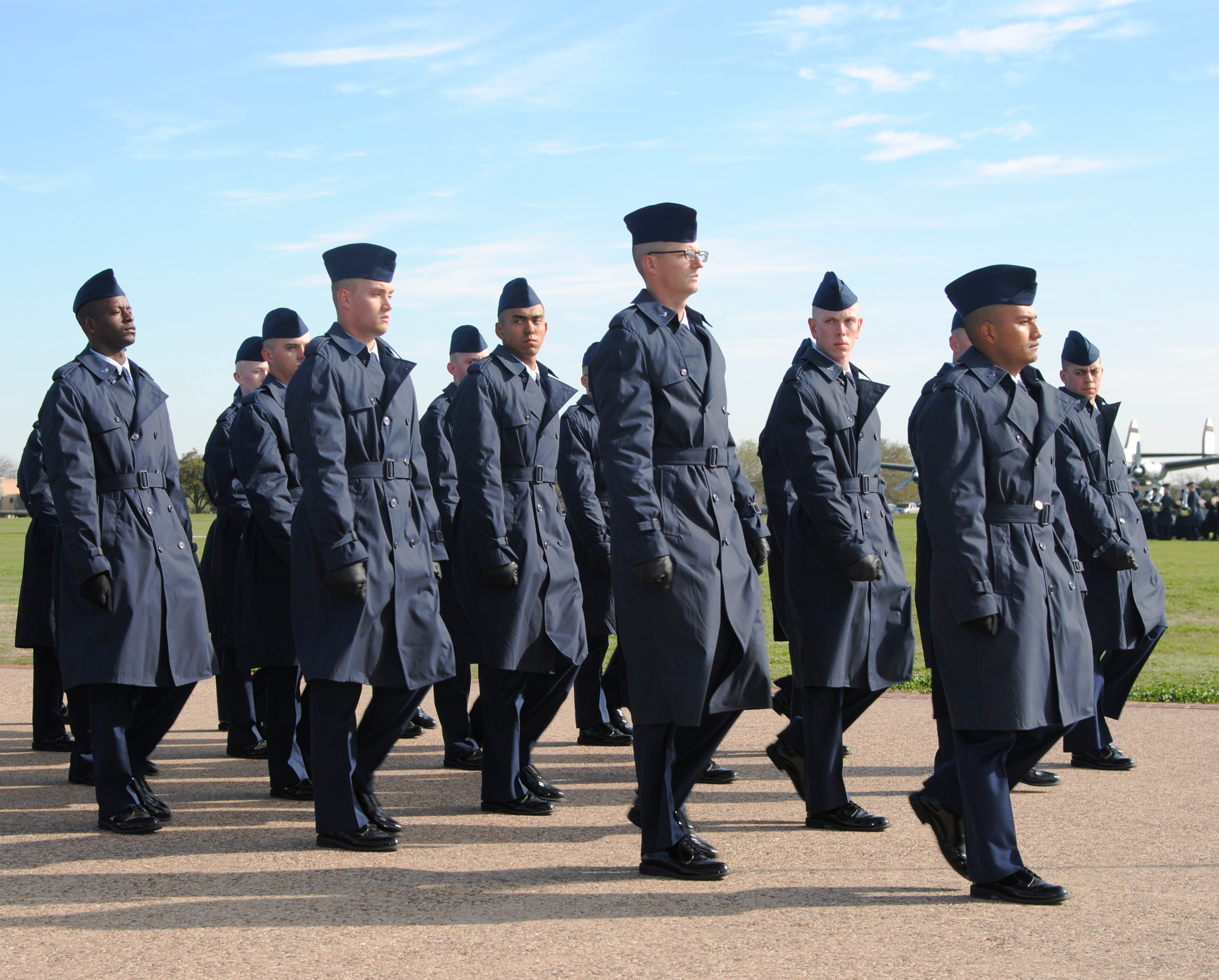 Air Force Bmt Daily Schedule – Wonderful Image Gallery