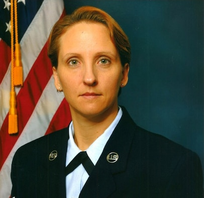 Staff Sgt. Marie Coar, CONR C2 Enlisted Warrior of the Year