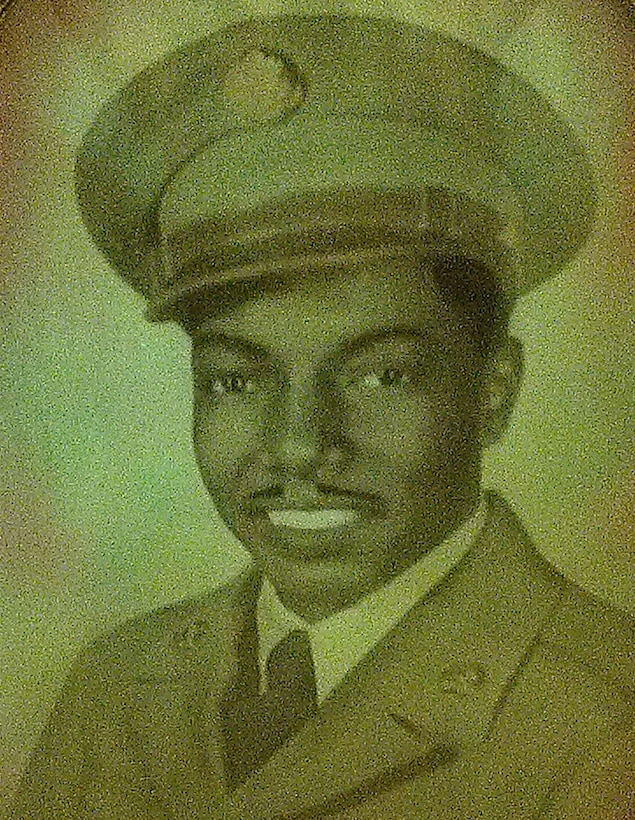 Pfc. Anthony Massey, Jr.