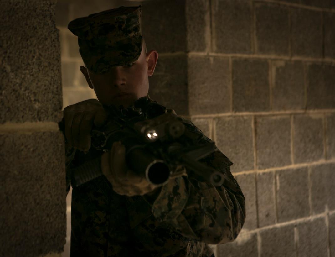 Urban Battlefield: SPMAGTF-CR-AF Marines team up with Army