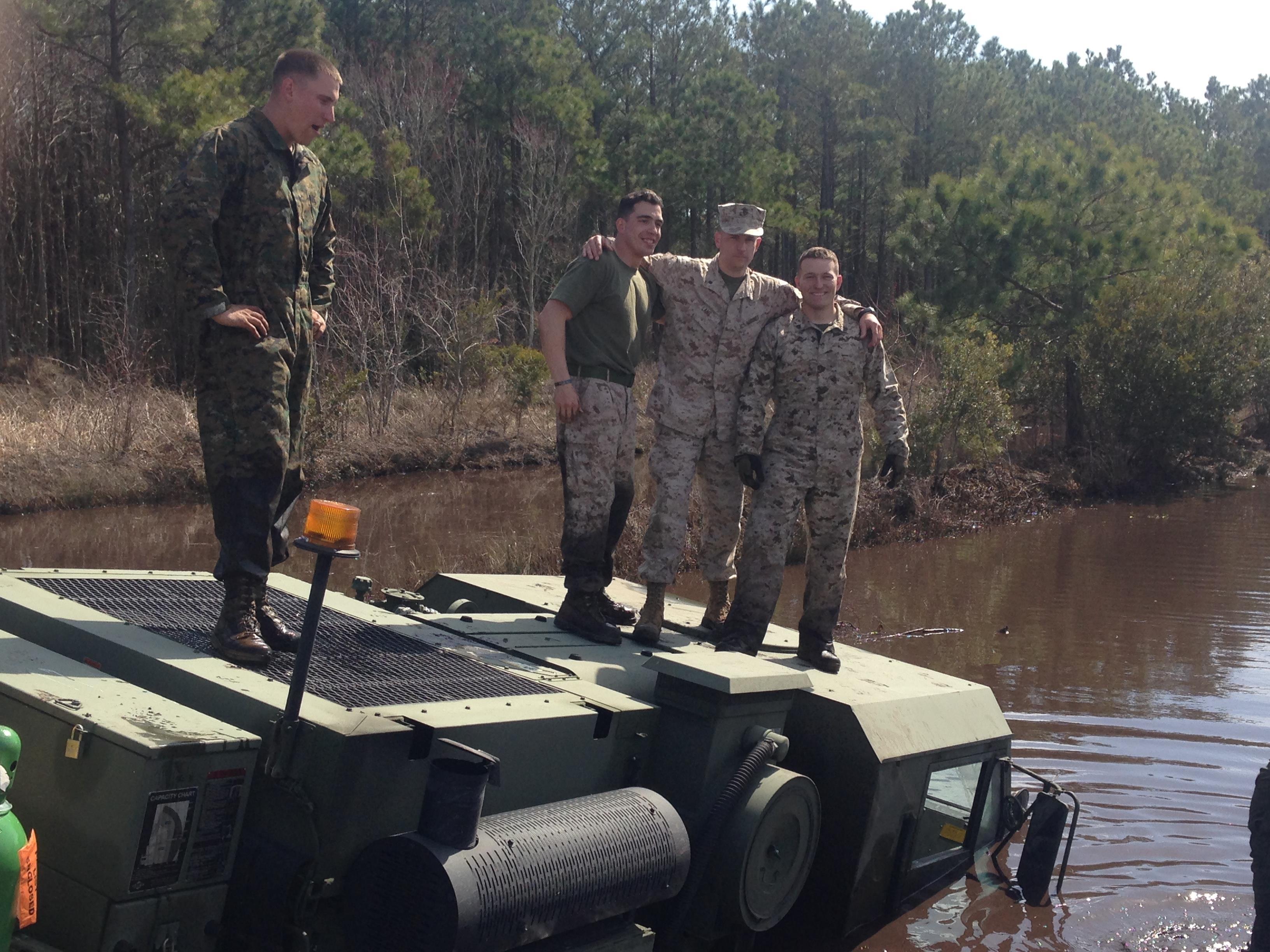 Ii Marine Expeditionary Force Photos