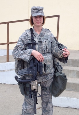 Chief Master Sgt. Laura Klaczyk