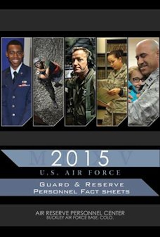The 2015 Guard & Reserve Factsheets have now been posted to http://www.arpc.afrc.af.mil/ServiceCenter.aspx. (U.S. Air Force illustration/Master Sgt. Christian Michael)