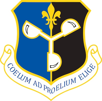 "The Air Force Weather Agency will be officially re-designated as the 557th Weather Wing on March 27, 2015. The re-designated unit's new shield looks the same as AFWA's, but the verbiage at the bottom now reads, ""Coelum Ad Prelium Elige,"" which is Latin for, ""Choose the Weather for Battle."""