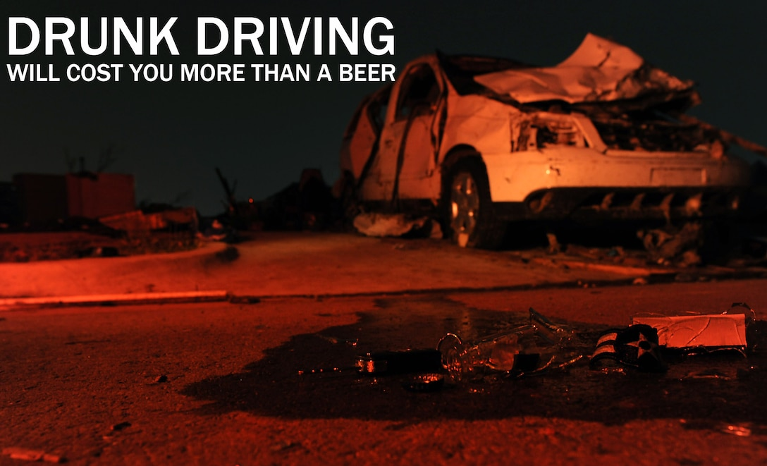 Schriever Air Force Base Airman Against Drunk Driving has saved nearly 100 lives this year so far. A2D2 can be reached at 552-AADD(2233). Don't take the risk of drinking and driving.(U.S. Air Force photo illustration/Airman 1st Class Damon Kasberg)