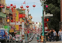 Chinatown, located in San Francisco Bay, is one of the many attractions Marines and Sailors can see or visit by attending the three-day Single Marine Program to San Francisco. The Single Marine Program hosts events and trips to locations such as Big Bear, the Grand Canyon, Las Vegas, San Francisco and others. For more information, please contact 760-725-5288.