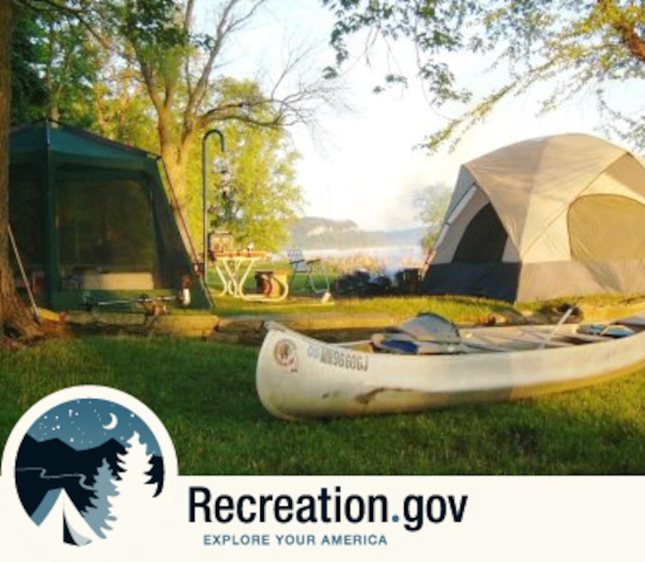 Grant River Recreation Area near Potosi, Wis.