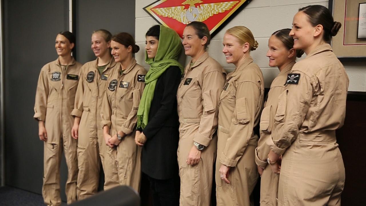 Female aviators spread wings in past, present, future ...