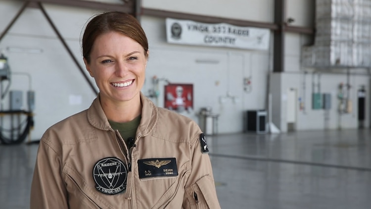 Female aviators spread wings in past, present, future > 3rd