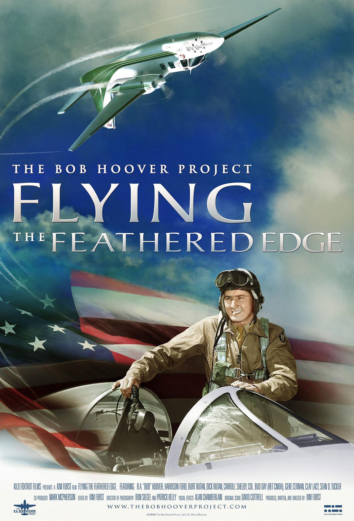 "Legendary Aviator Robert ""Bob"" Hoover to speak at the Air Force Museum Theatre"