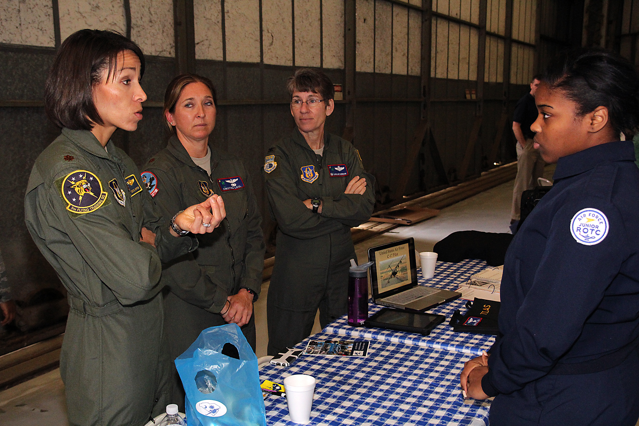 """vance afb women March is national women's history month and this year's theme is """"working to form a search the 315th airlift wing site: vance air force base, oklahoma."""