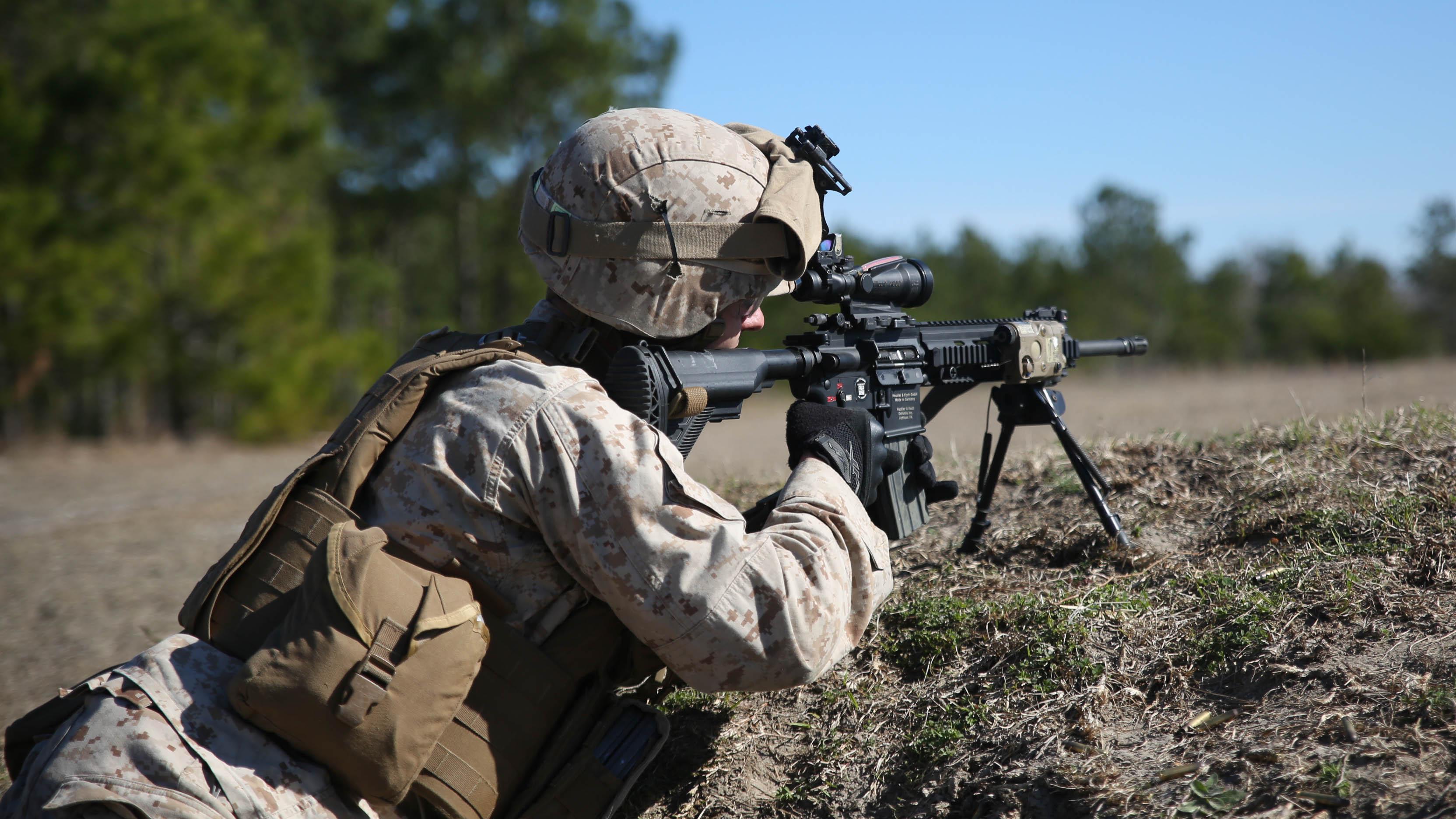 2/2 conducts squad training > United States Marine Corps