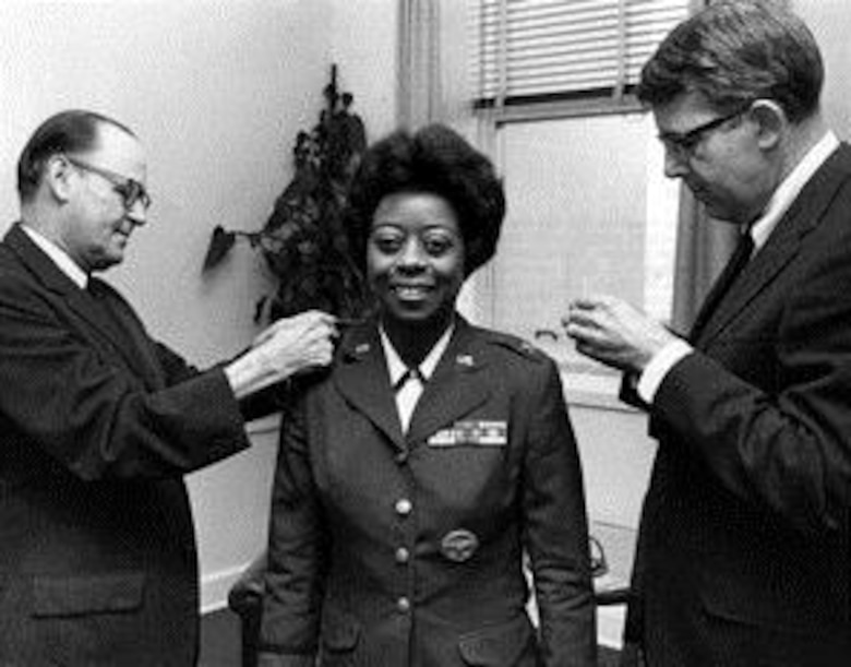 Col. Ruth A. Lucas (Courtesy photo)