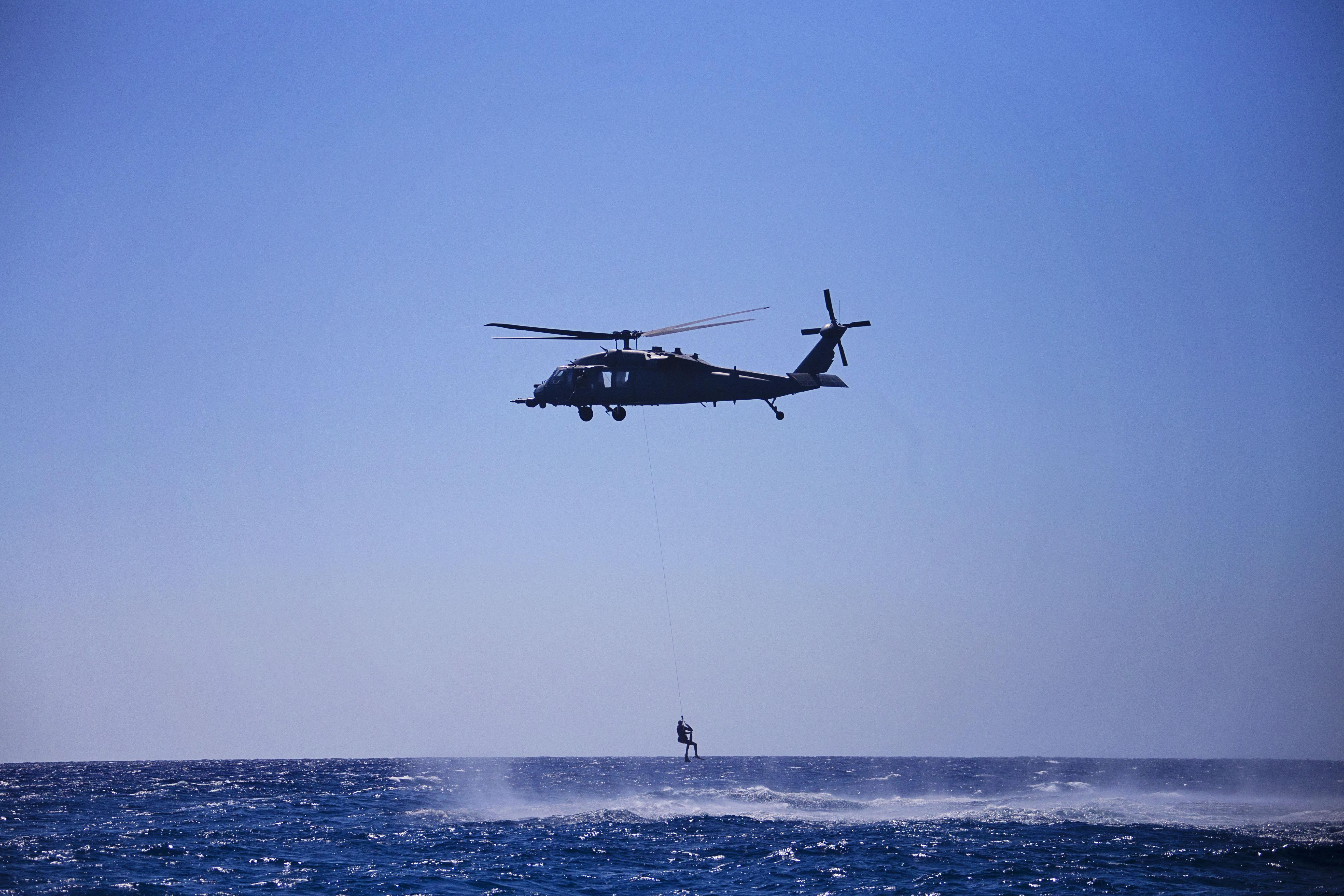 Alaska, California Rescue Squadrons Unite to Save Lives in ...  |National Guard Water Rescue