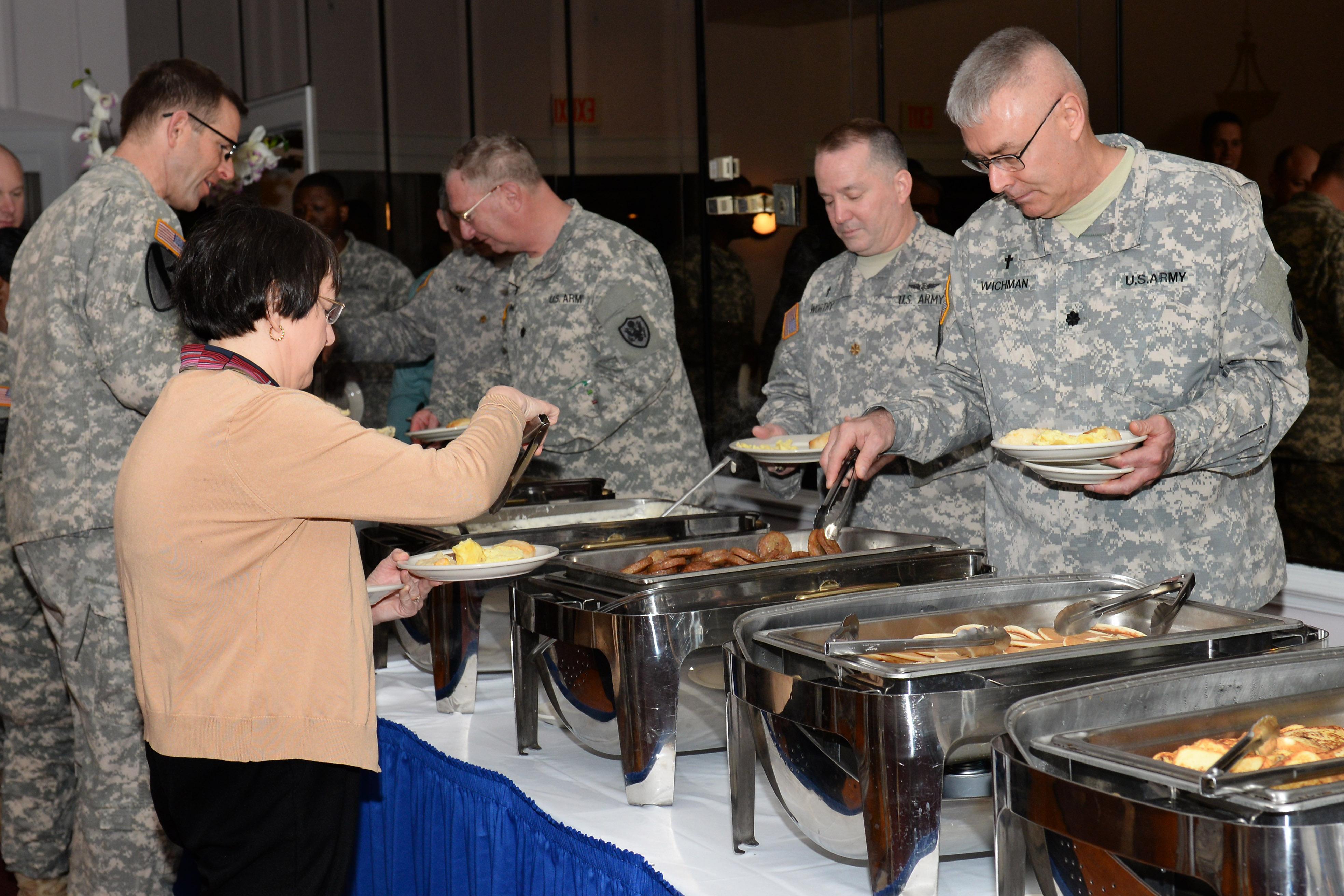 JBLE hosts National Prayer Breakfast > Joint Base Langley
