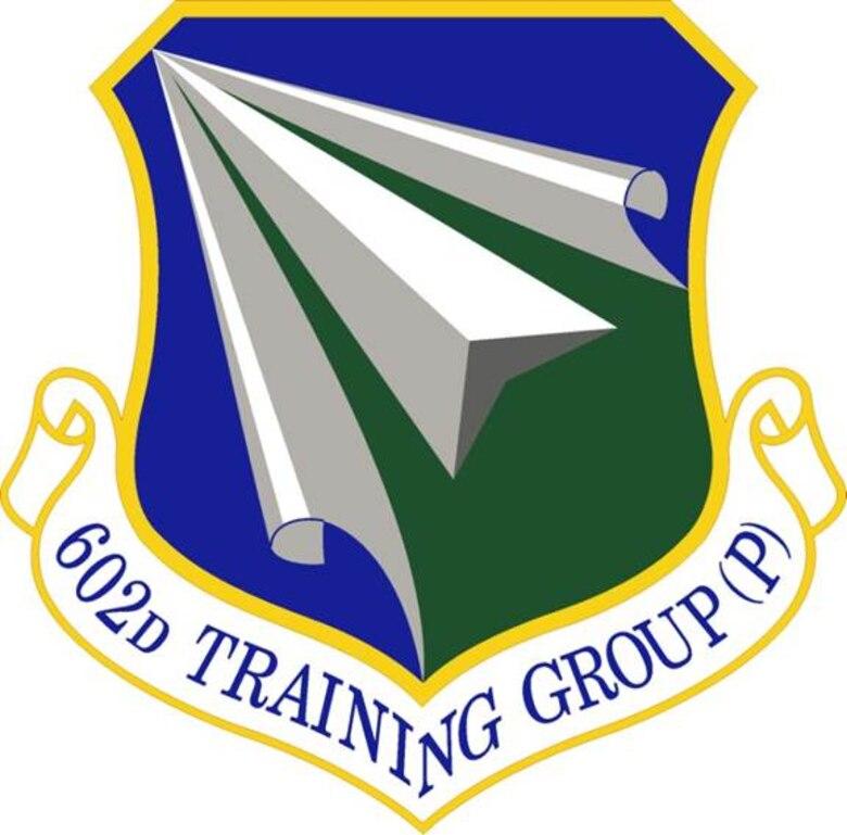602nd Training Group(P) Shield