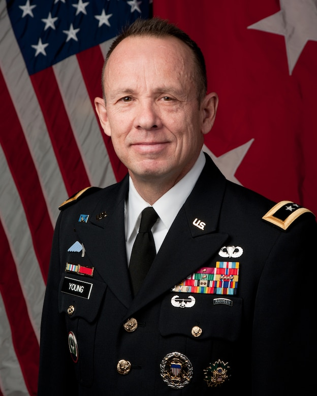 Major General James V. Young Jr., Commanding General, 75th Training Command