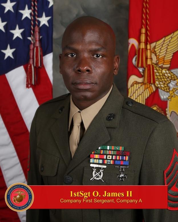 1stSgt James, O.