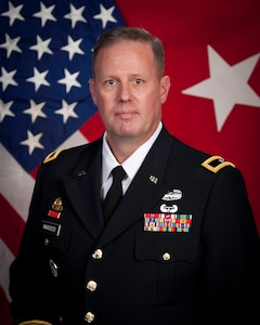 Brigadier General Fred Maiocco