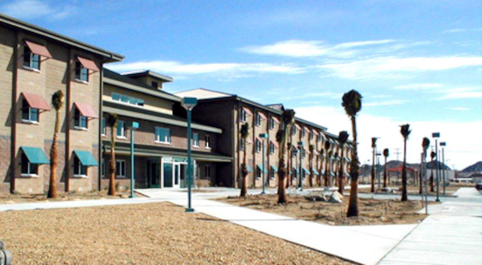 Bachelor Housing 29 Palms, California