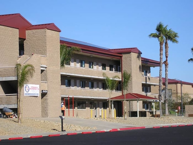 Bachelor Housing Camp Pendleton, California