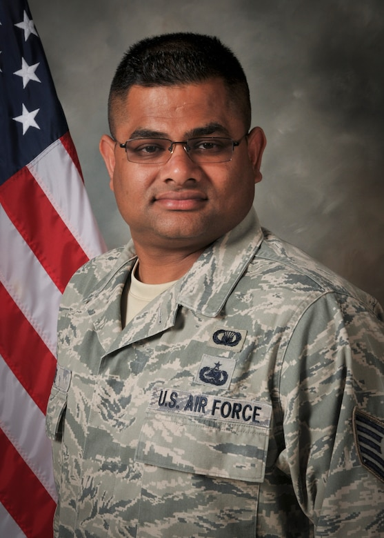 Tech. Sgt. Gautambhai S. Patel, a chaplain's assistant for the Religious Support Team here at the 128th Air Refueling Wing, was announced as the 2014 Air National Guard Chaplain's Assistant of the Year.