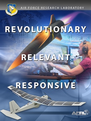 AFRL will showcase some of its groundbreaking technologies at DoD Lab Day, May 14. (U.S. Air Force image by Mikee Huber)