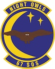 67th Special Operations Squadron shield