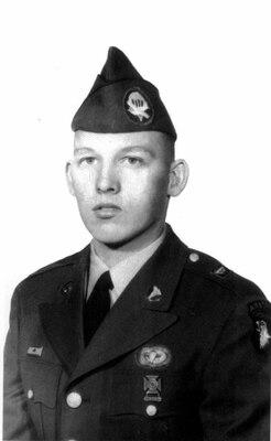 Master Sgt. James W. Holt