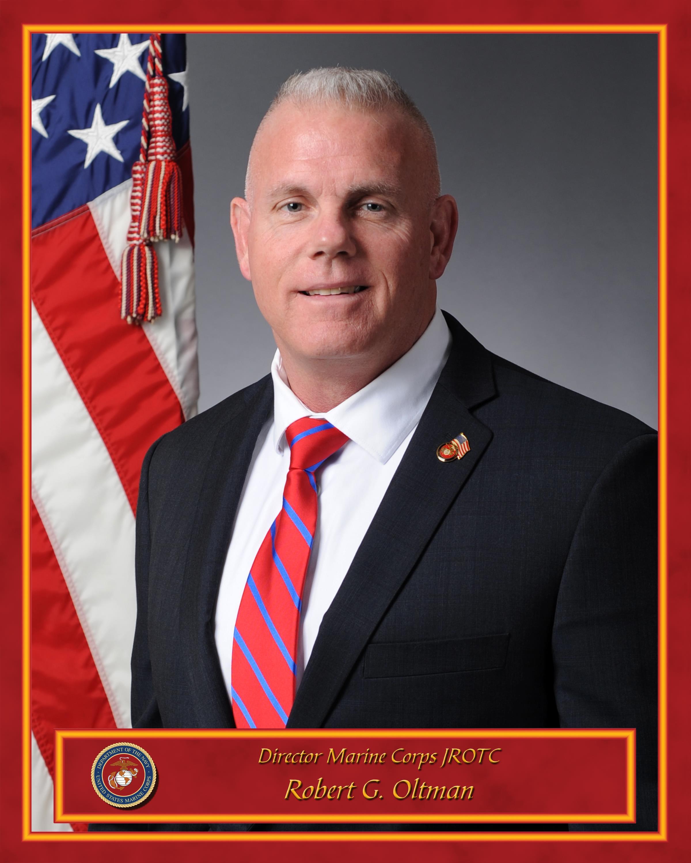 Colonel Robert G. Oltman USMC (Ret) > Marine Corps JROTC ...