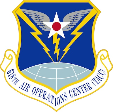 618 Air Operations Center (Tanker AIrlift Control Center) Shield
