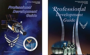 2007 & 2009 Enlisted Study Guide Covers