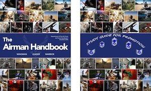 2015 Enlisted Study Guide Covers