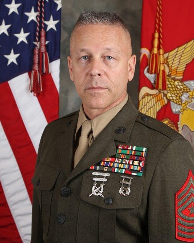 SgtMaj Christopher A. Slattery