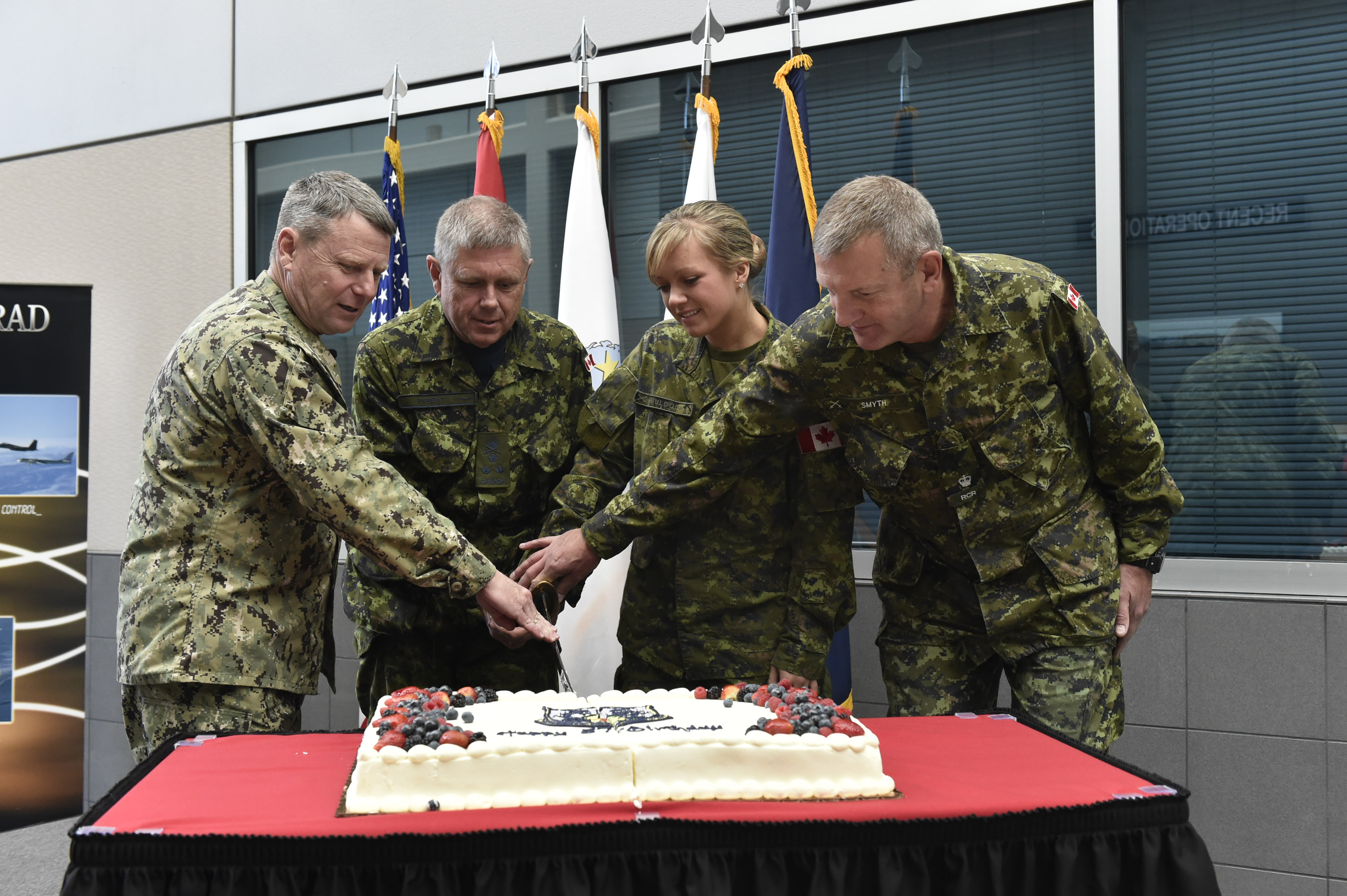Norad Celebrates 57 Years Peterson Air Force Base News Of The