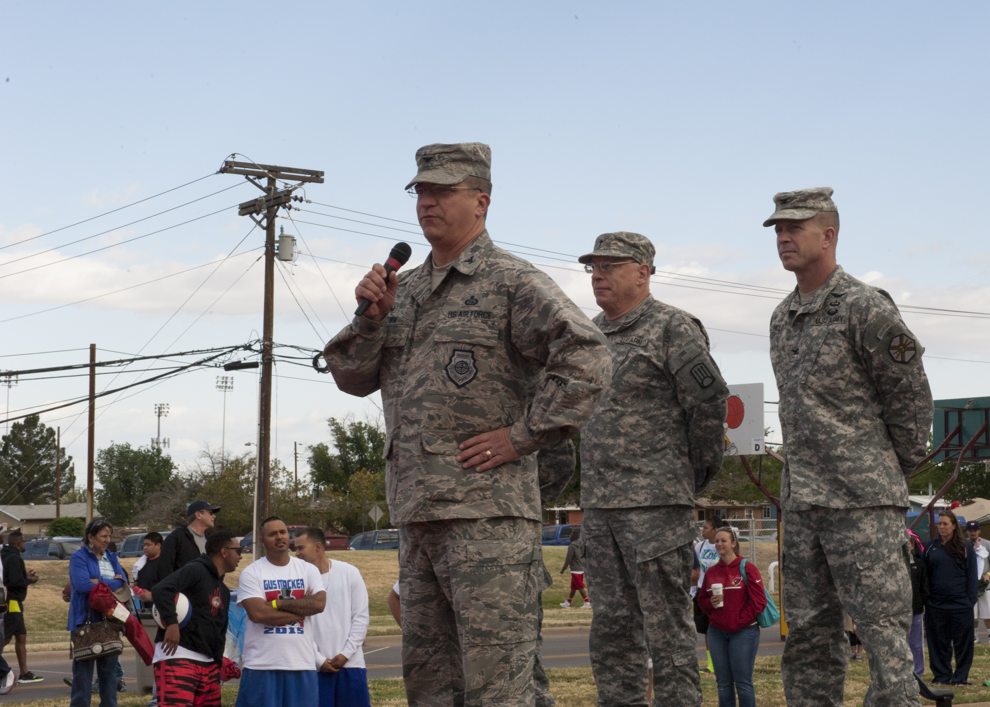 holloman air force base single gay men Afmil delivers the latest breaking news and information on the us air force  the men and women of the air force  at holloman air force base,.